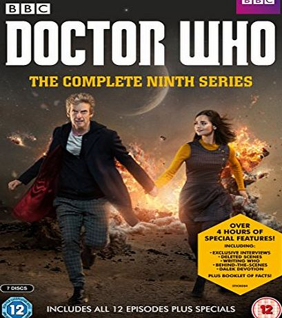 2 Entertain Doctor Who - The Complete Ninth Series [DVD] [2015]